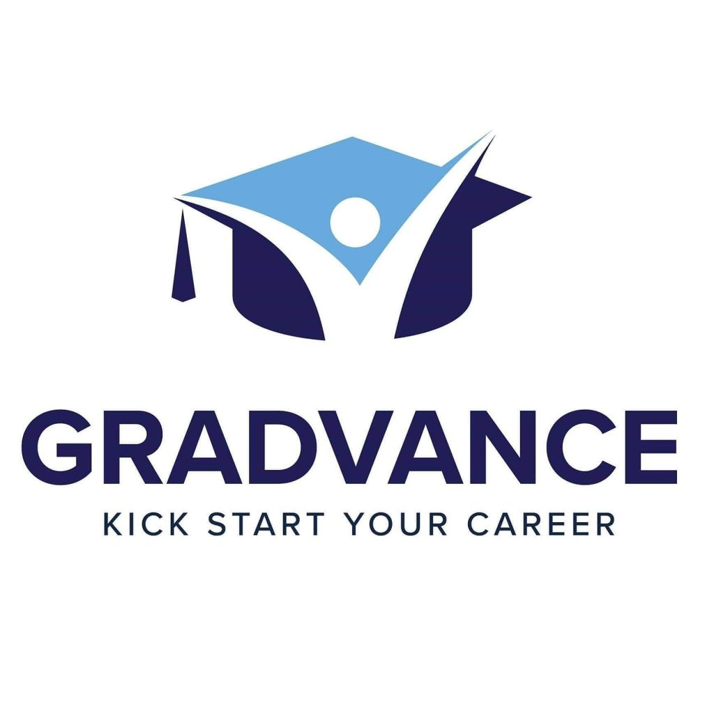 graduate career planning | image shows a logo that reads gradvance